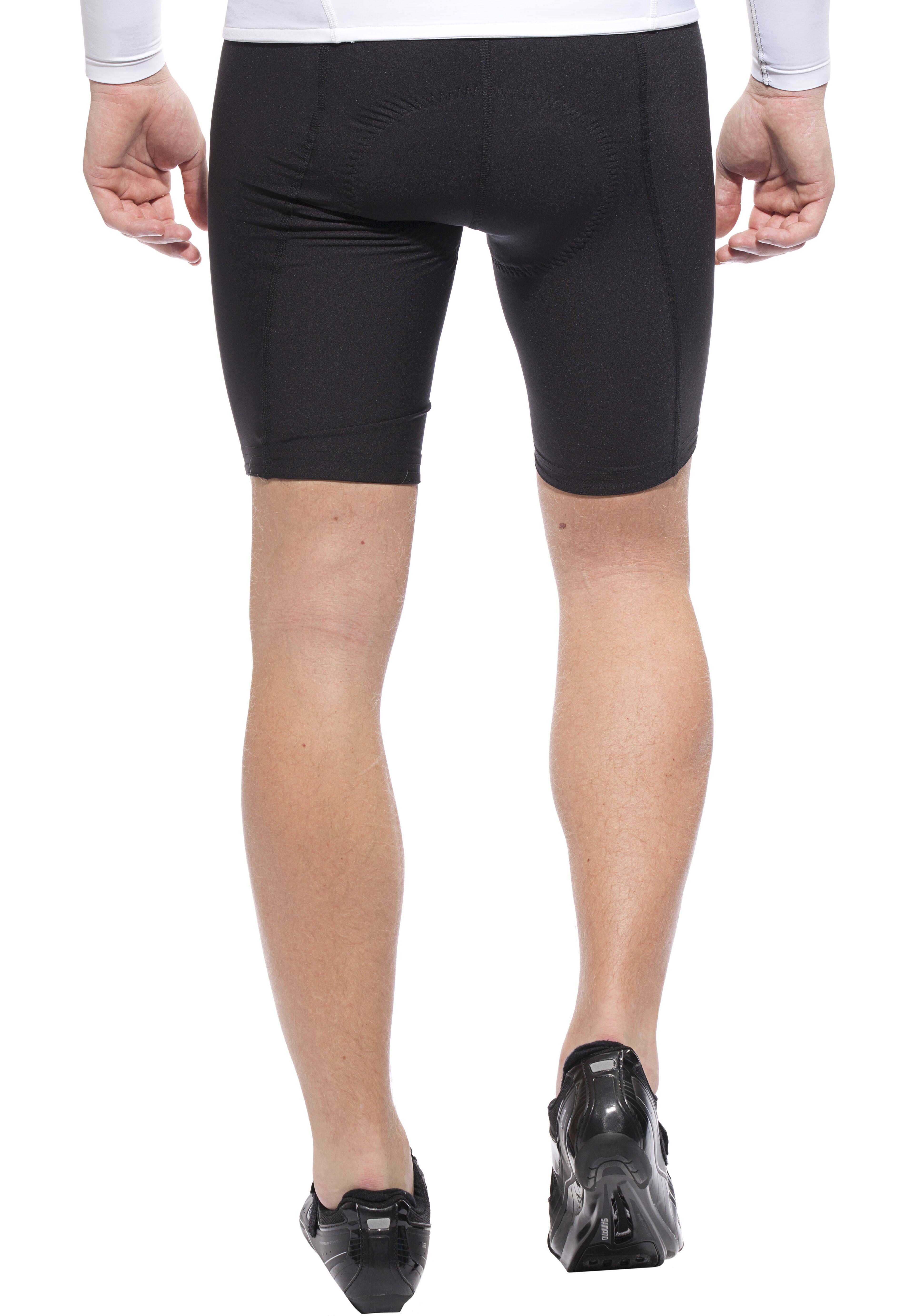 adf2137716 Löffler Basic - Culotte corto sin tirantes Hombre - negro